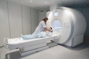 Процедура МРТ позвоночника