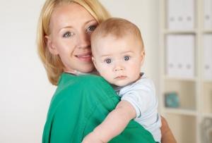 Подготовка малыша к УЗИ боюшной полости