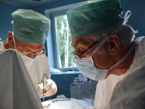 Лечение с помощью хирургического вмешательства
