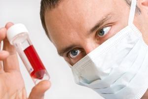 Назначение анализа крови для мужчин