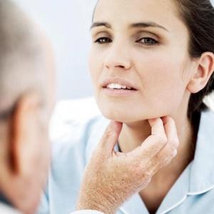 Узелки на щитовидной железе