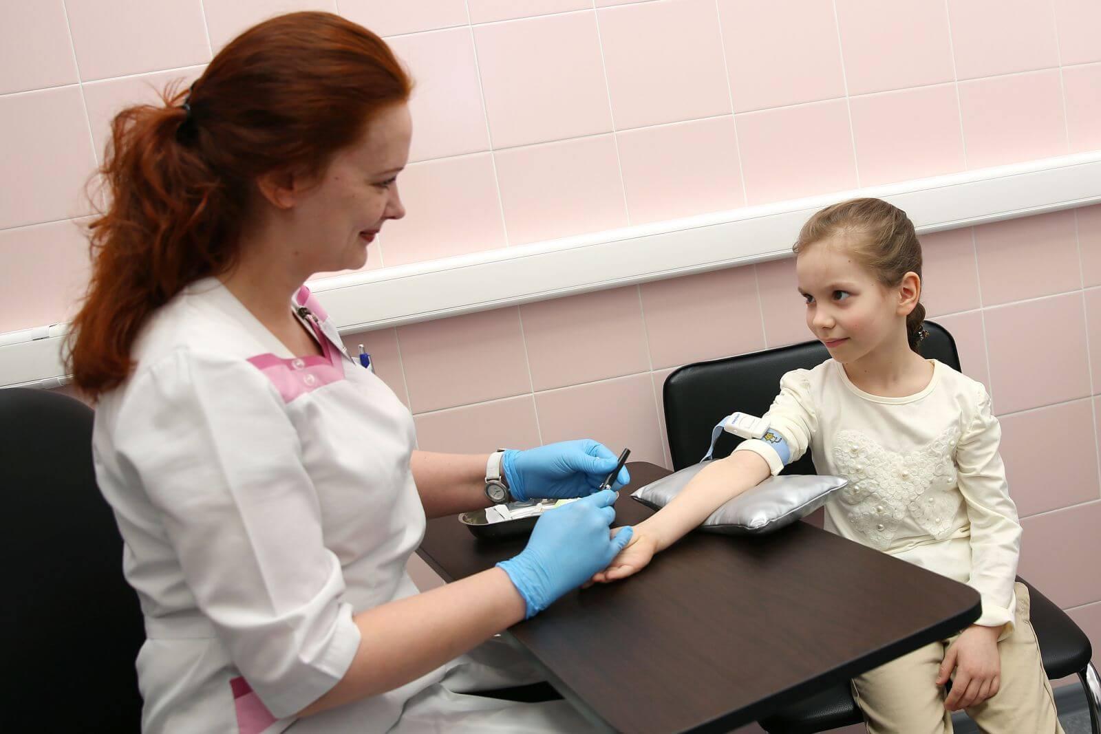 Высокие лимфоциты в крови у ребенка: проявление патологии