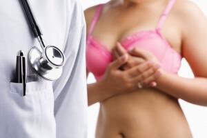 Эхогенное образование в груди: виды патологий
