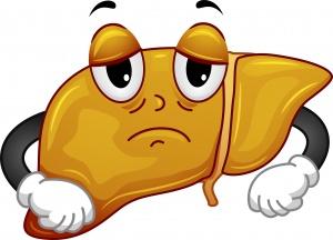 Возможные причины развития вторичного цирроза печени