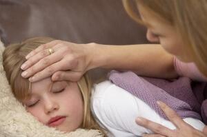 Основные симптомы развития анемии у детей