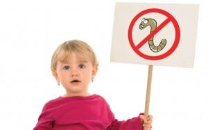 Медикаментозное и народное лечение энтеробиоза у детей
