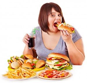 Диспепсия кишечника - результат неправильного питания