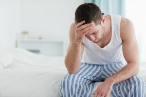Отклонение от нормы показателей спермограммы