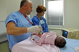 Особенности ультразвукового обследования у новорожденных