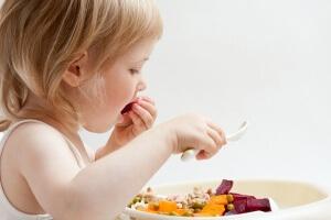 Диета при повышенном уровне соли в моче у ребенка