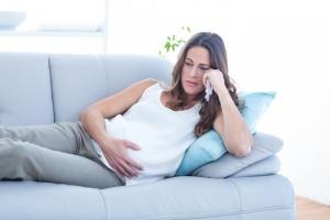 Патологию у ребенка можно выявить еще при беременности