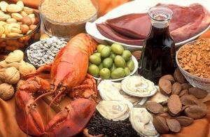 Йодосодержащие продукты для щитовидной железы
