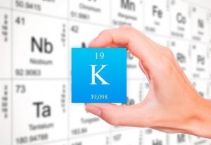 Основная функция калия - поддержание водного баланса в организме