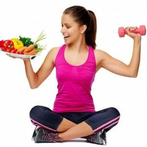 Здоровый образ жизни и правильное питание - лучший метод нормализации уровня дофамина
