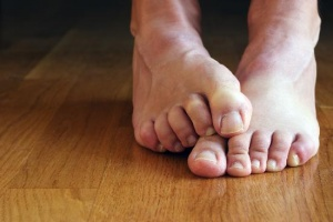 Грибковая инфекция на ногтях