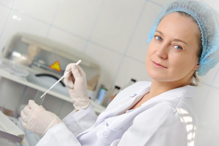 Бактериоскопия — расшифровка мазка: норма и возможные заболевания