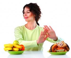 При гипергликемии необходимо придерживаться специальной диеты