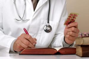 Медикаментозное лечение должен назначить врач после обследования!