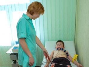 ЭКГ сердца у детей