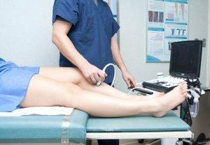 УЗИ – эффективная диагностика тромбоза поверхностных вен нижних конечностей