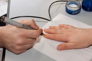 Процедура обследования организма с помощью электронной биофукциональной органометрии