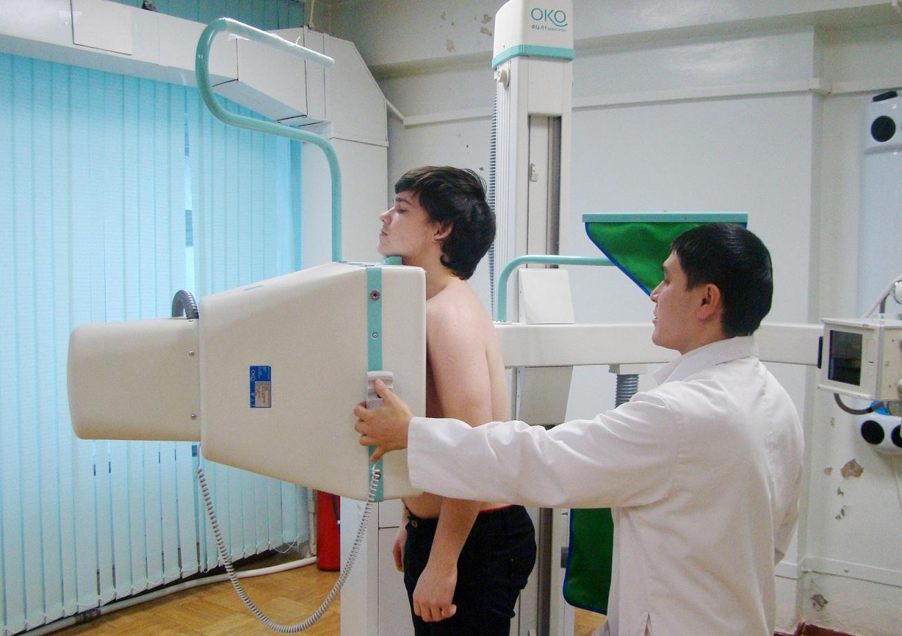 Рентген пищевода: назначение и возможные результаты