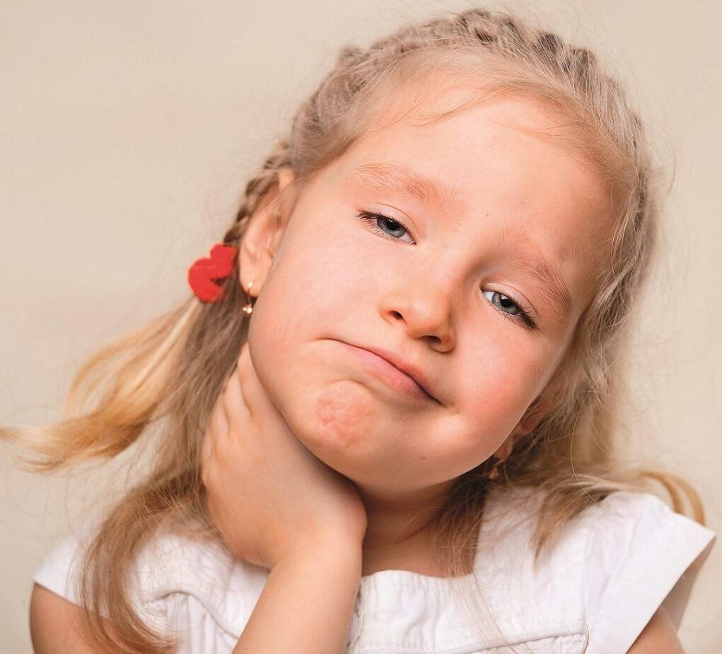 Что делать, если увеличена щитовидная железа у ребенка?