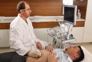 Процедура УЗИ брюшной полости