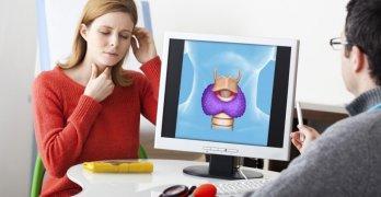 Кальцинаты в щитовидной железе – это скопление солей кальция