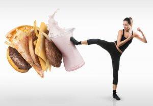 Правильно питание и здоровый образ жизни - и холестерин всегда будет в норме!