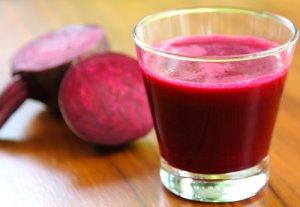 Свекольный сок – эффективное народное средство для лечения хеликобактерной инфекции