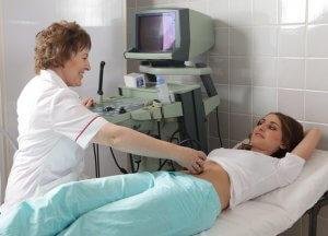 Процедура ультразвукового обследования органов малого таза