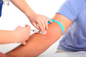Процедура забора крови для исследования уровня триглицеридов