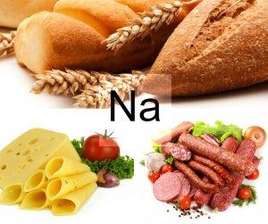 Нормализуем уровень Натрия правильным питанием