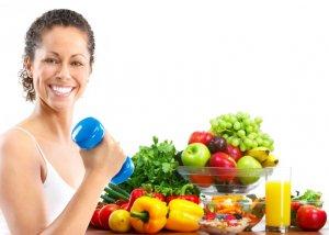Правильно питание и образ жизни помогут нормализовать уровень ЛПВП