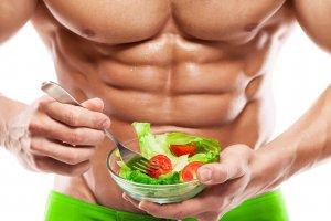 Питание здорового мужчины должно быть полноценным и сбалансированным!