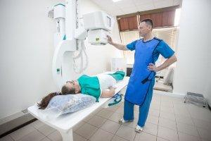 Процедура рентгена маточных труб