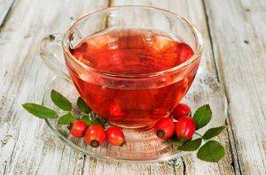 Чай из шиповника – эффективное средство при анемии