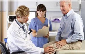Лечение зависит от того, насколько выражена степень остеоартроза
