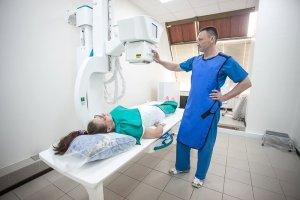 Процедура рентгена кишечника