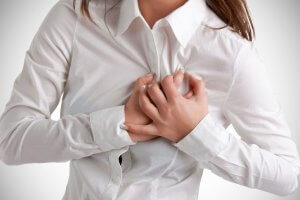 Высокий уровень гемоглобина может спровоцировать развитие инфаркта миокарда