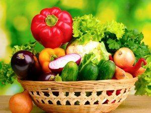 Правильно питание имеет очень важное значение для нормализации повышенного холестерина