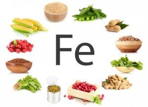 Максимально допустимое количество потребления железа в сутки – 40-45 мг.