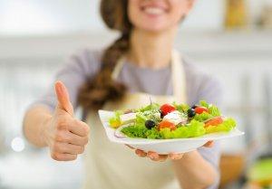 Правильное питание – путь к долголетию!