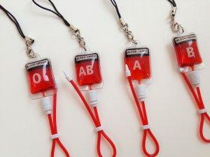 Существует 4 группы крови