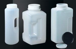 Специальный пластиковый контейнер для сбора суточной мочи