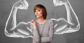 Андрогены у женщин обеспечивают и поддерживают развитие мышечной массы