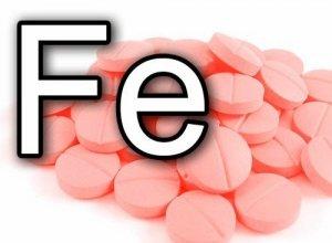 Врач может назначить железосодержащие препараты