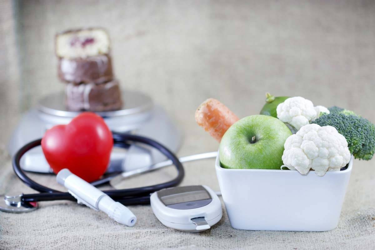 Сахар в крови через 2 часа после еды: норма и отклонение