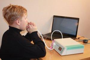 Специальный дыхательный тест - неинвазивный, безопасный и эффективный